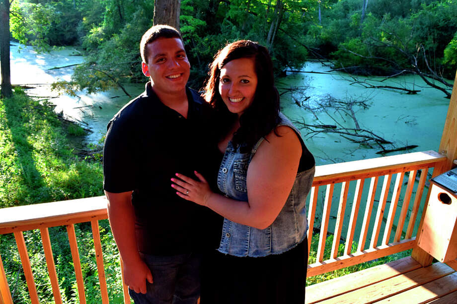 Cody Evans and Renee DeGuise