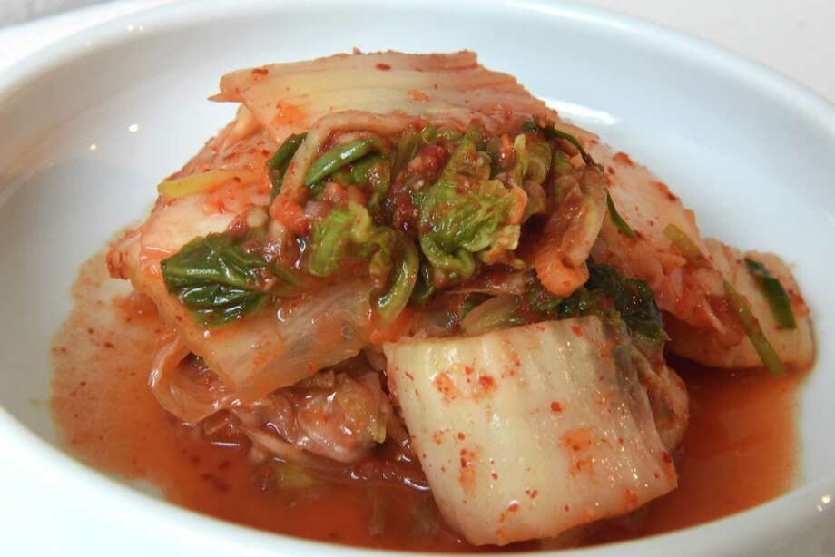 House Kimchi at Sunhee's Farm & Kitchen on Friday Aug. 12, 2016 in Troy, N.Y. (Michael P. Farrell/Times Union) Photo: Michael P. Farrell / 20037615A