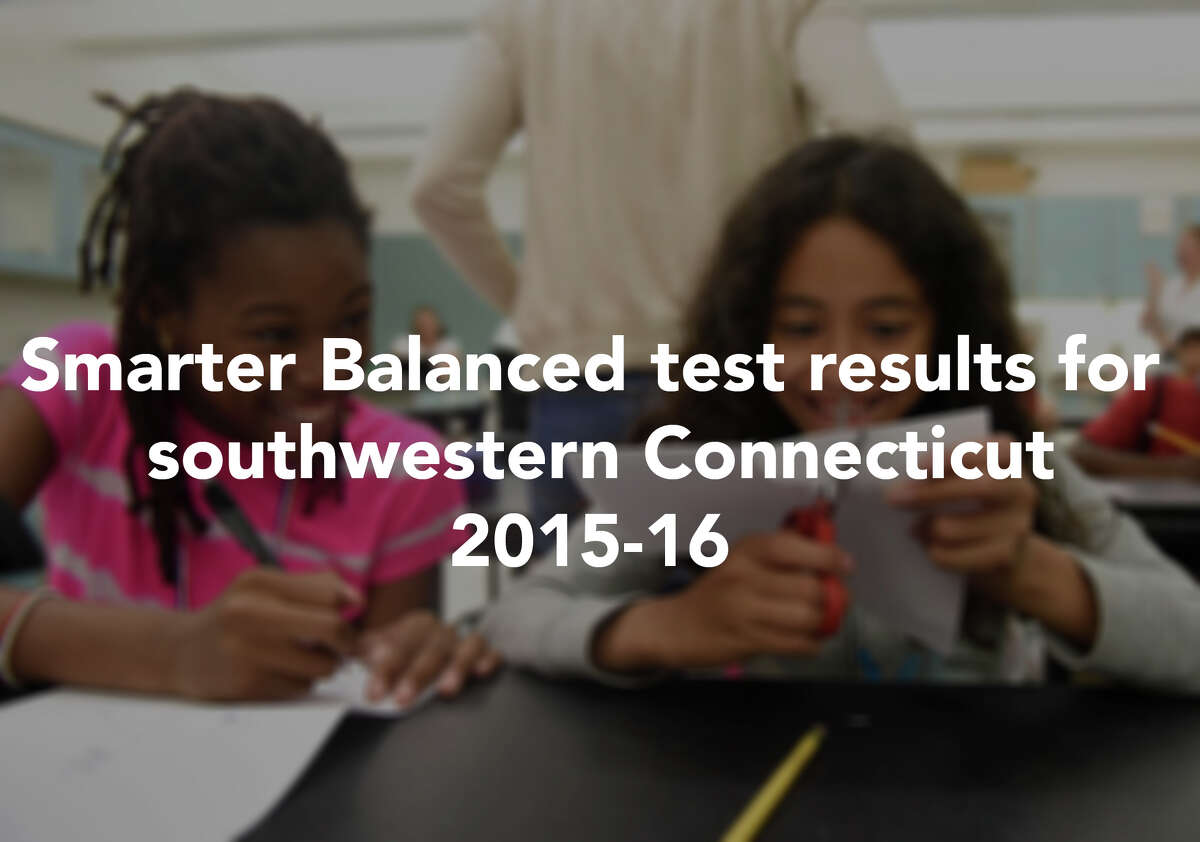 """Based on the new Common Core curriculum, the Smarter Balanced Assessment Consortium test is in its second full year of administration. The test was taken from March to June 2016 by some 234,000 students in grades three to eight. Participation rate was about 97 percent, state officials said, on par with the year before.Students needed to be at a level 3 or higher in English language arts and math to """"pass"""" the test. Click through to see the percentage of students who tested at a level 3 or higher in each subject as well as how the 2015-16 score compares to the 2014-15 score*The Alliance District program is an investment by the State Department of Education in Connecticut's 30 lowest-performing districts."""