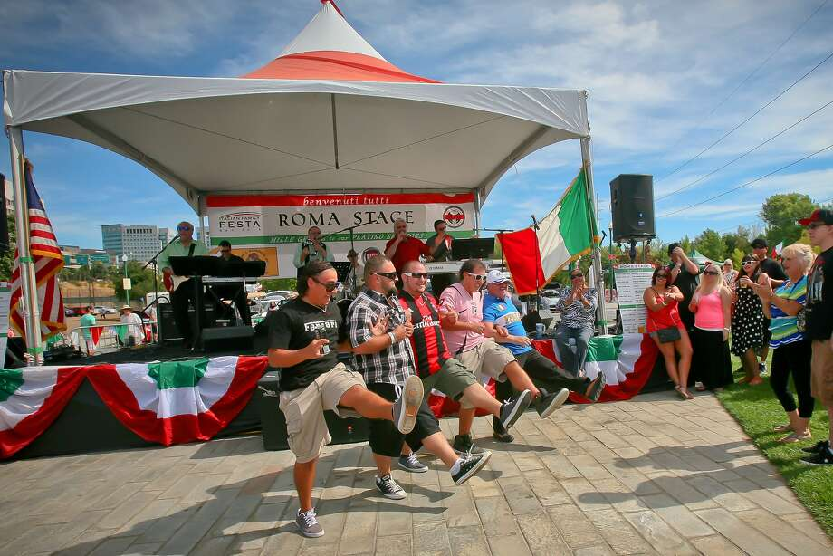 The annual Italian Family Festa San Jose is scheduled for Saturday-Sunday, Aug. 27-28, at the History Park San Jose. Photo: Courtesy Italian Family Festa San Jose