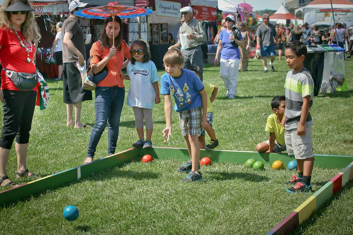 The annual Italian Family Festa San Jose is scheduled for Saturday-Sunday, Aug. 27-28, at the History Park San Jose.