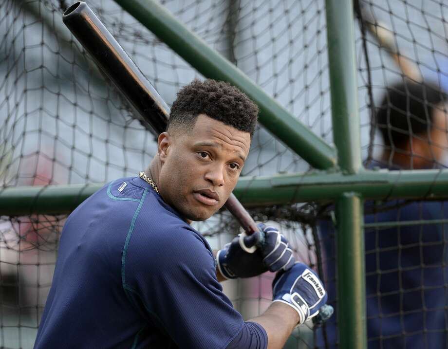 2B Robinson CanoGrade: A-It's gone unnoticed because the Mariners have been playing so well, but Robinson Cano has struggled since the All-Star Break. In 32 games since the Midsummer Classic, the second baseman began Sunday hitting .237 with five doubles, seven homers and 19 RBIs. Perhaps a drop-off was inevitable, given that he batted .313 with 21 homers and 58 RBIs over his first 89 games. Regardless, Cano's still been mostly great this season. Still, he'll need to get back on track if the Mariners are to break a playoff drought that dates back to 2001, the longest in Major League Baseball. Photo: Kevork Djansezian/Getty Images