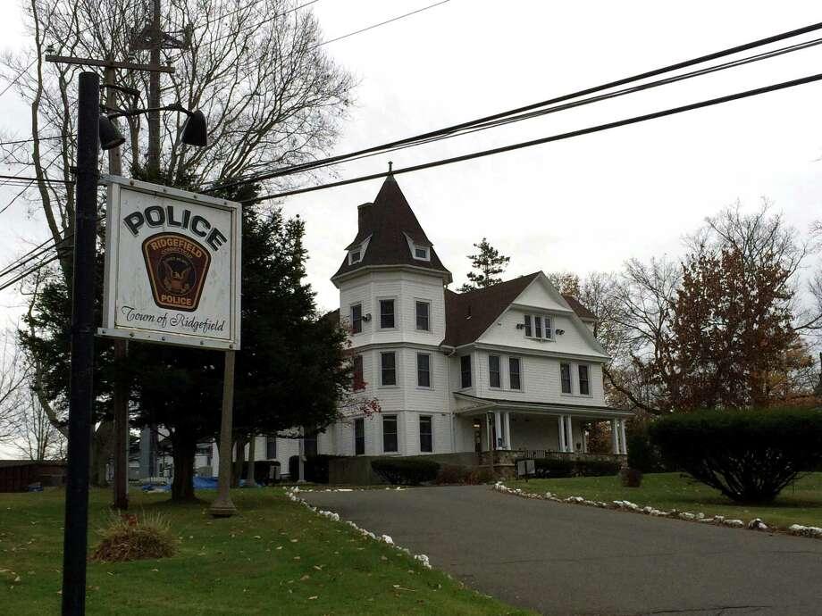 Ridegfield Police Department at 76 E Ridge Rd in Ridgefield, Conn. on Thursday, Nov. 13, 2014. Photo: Carol Kaliff / Carol Kaliff / The News-Times