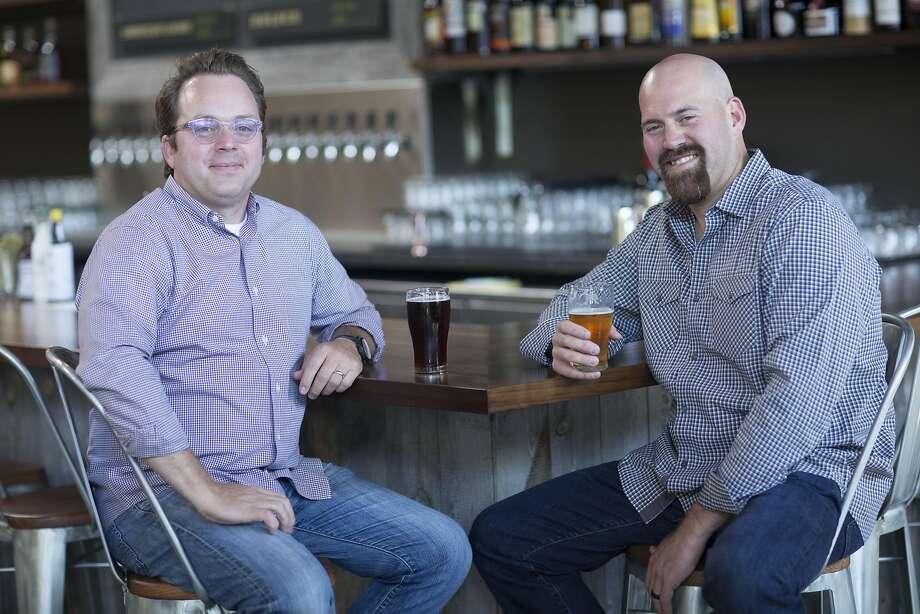 Scott Youkilis (left) and Kevin Youkilis. Photo: Travis Mocker