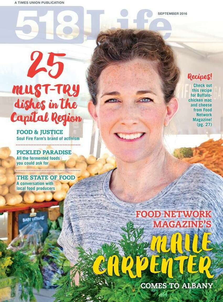 Maile Carpenter, Food Network Magazine Editor in Chief (Courtesy Food Network Magazine)