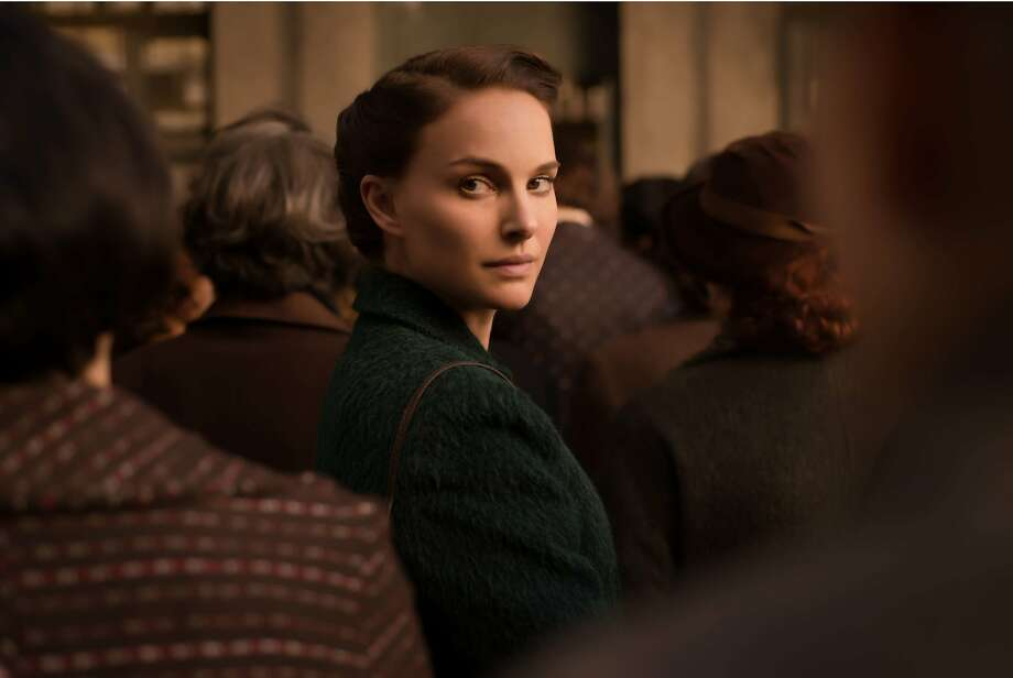 "This image released by Focus Features shows Natalie Portman in a scene from ""A Tale of Love and Darkness.""  Portman also wrote and directed the film. (Ran Mendelson/Focus Features via AP) Photo: Ran Mendelson, Associated Press"