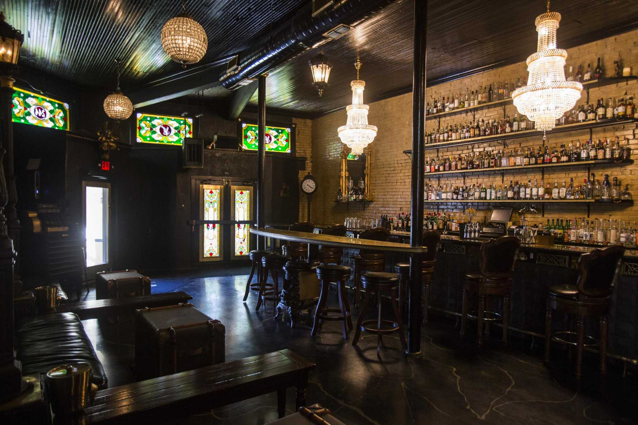 New High End Bar Vanguard Trading Co Opening Downtown In