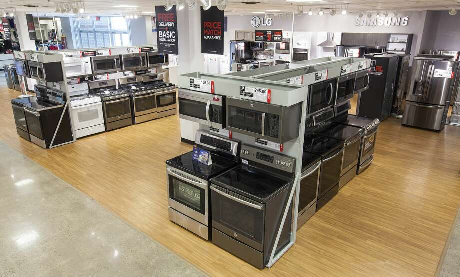 JCPenney at Beaumont's Parkdale Mall will debut its new appliance showroom Aug. 19, part of the company's plans to open 500 showrooms at stores nationwide. Photo: Provided By JCPenney