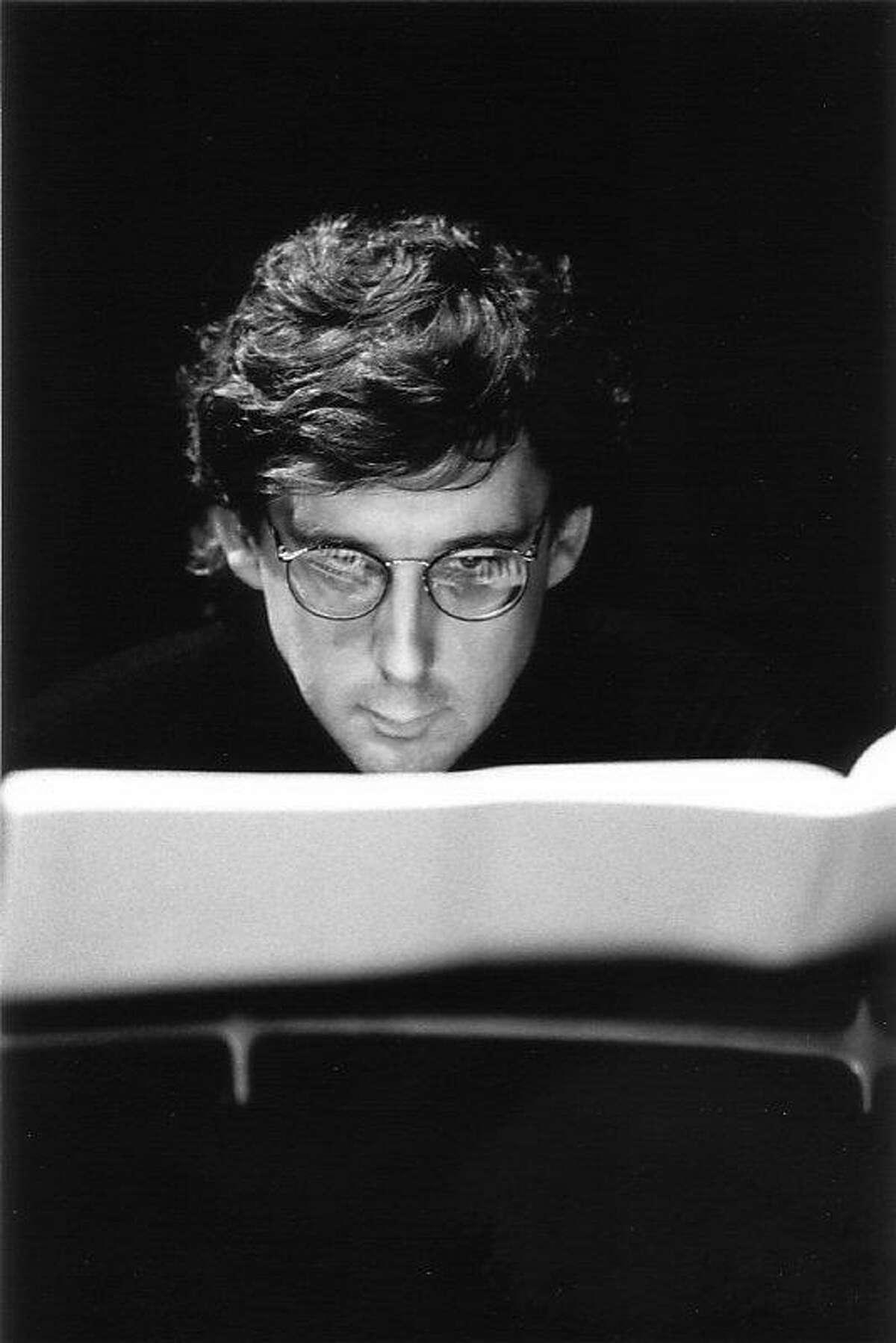 Pianist Thomas Schultz