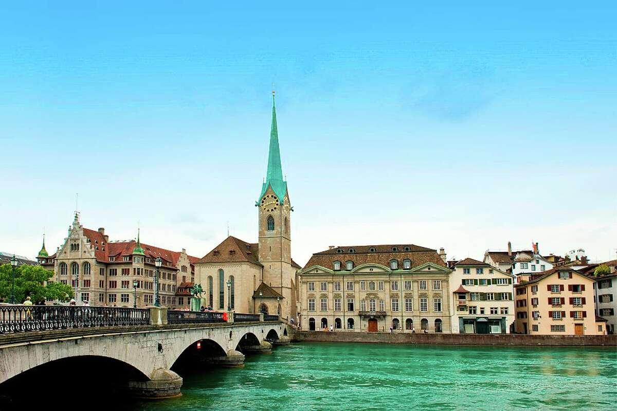 24.Zurich, SwitzerlandHipster index score: 6.0157