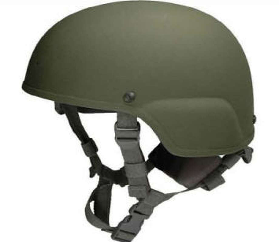 Advanced Combat Helmet (ACH) used by the Army