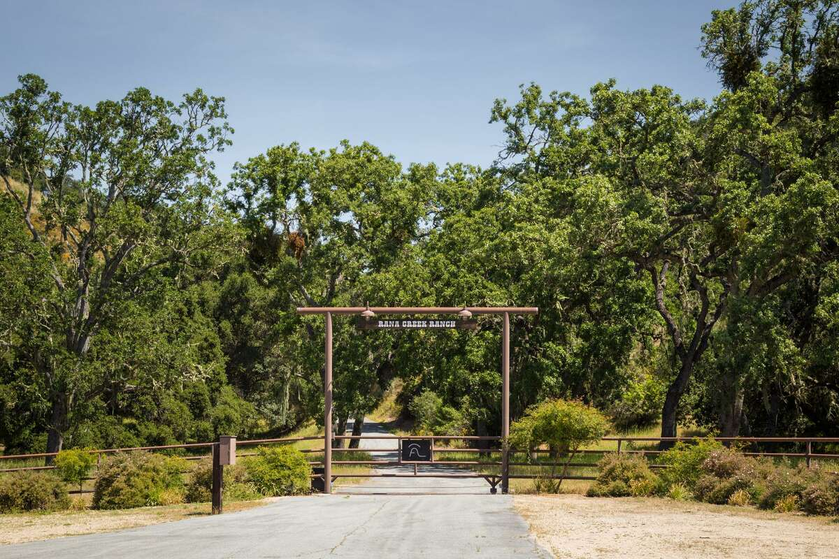 The largest land holding in Carmel Valley is on the market for $45 million and includes 14,000 acres, a lake, an airstrip, two barns, staff residences, a riding arena and a 5,413-square-foot main home with a separate guest wing and a guest house.