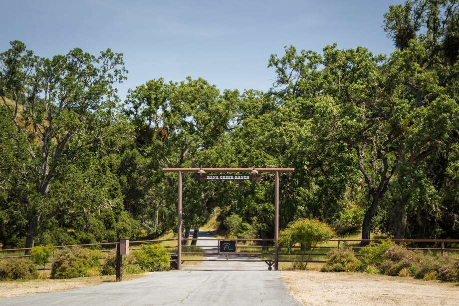 The largest land holding in Carmel Valley is on the market for $45 million and includes 14,000 acres, a lake, an airstrip, two barns, staff residences, a riding arena and a 5,413-square-foot main home with a separate guest wing and a guest house. Photo: Courtesy Carmel Realty Company