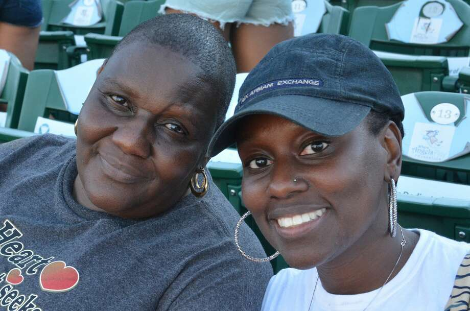 Bridgeport's Downtown Thursdays moved to the Ballpark at Harbor Yard on August 18, 2016 for an old-school hip hop and R&B concert. Classic Hip Hop and R&B night has become the most popular event of the summer series; the concert drew a crowd of about 6,000 in 2015. Were you SEEN? Photo: Vic Eng