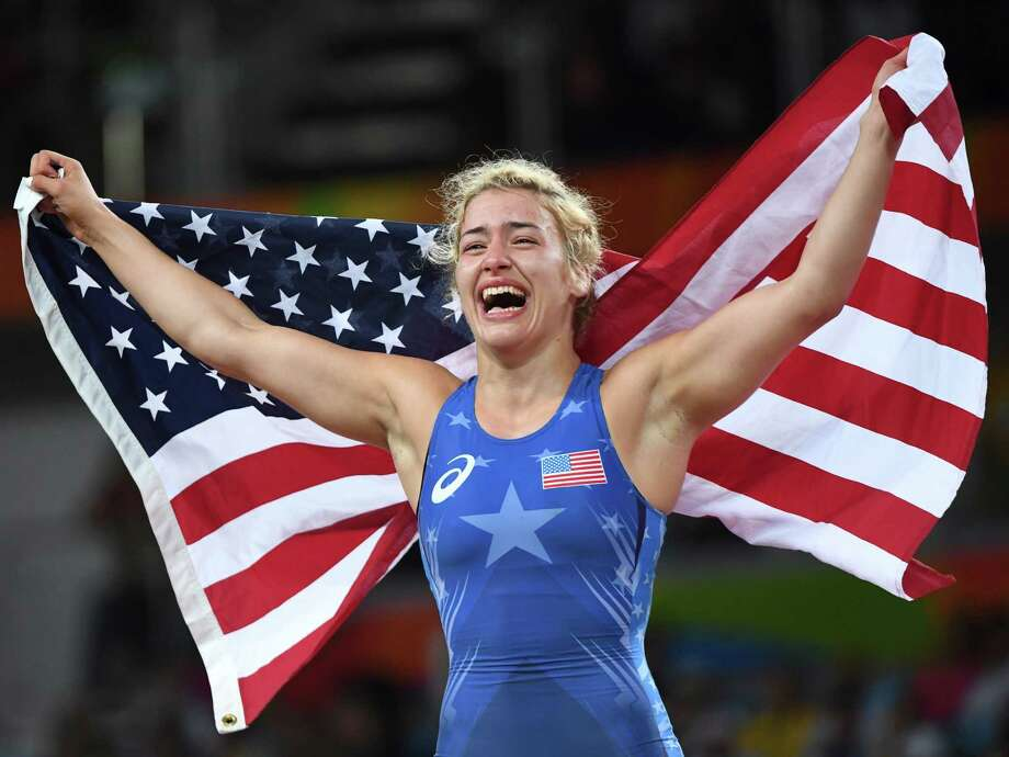 Historic medal won in women's freestyle wrestling