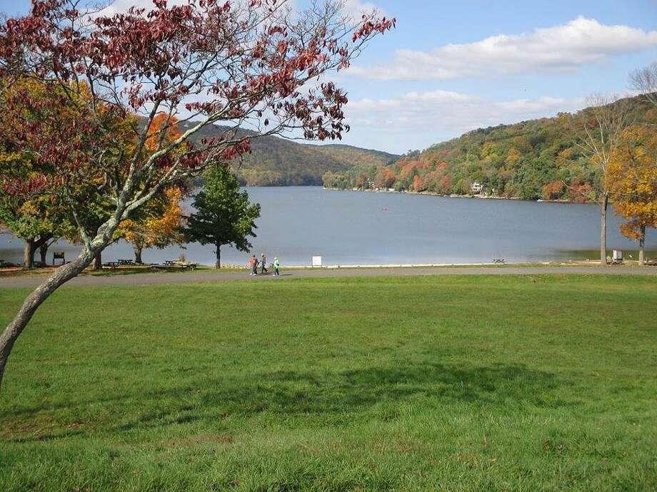 File photo of Squantz Pond. Photo: /