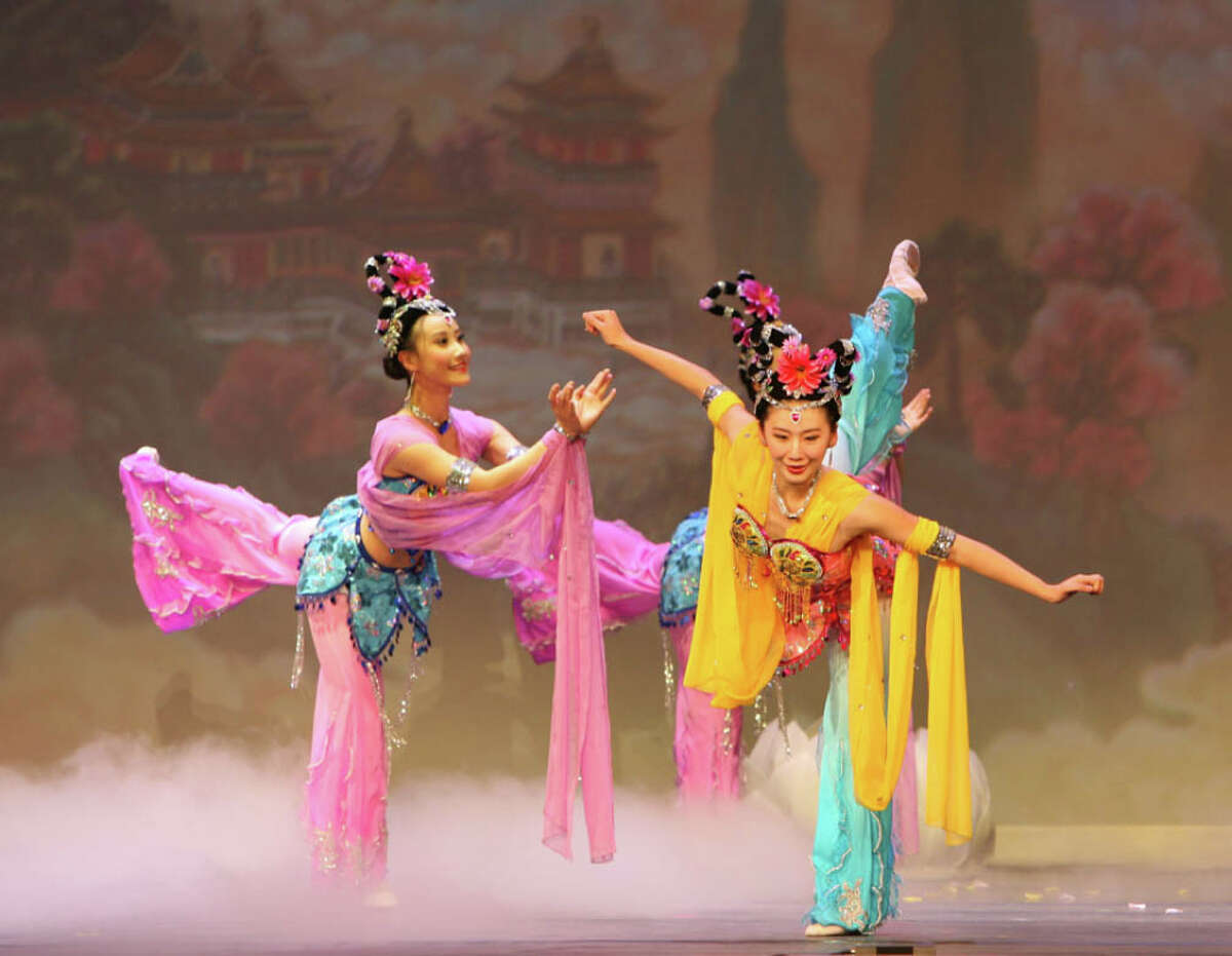 """""""Shen Yun,"""" which features traditional Chinese dance and music, comes to Jones Hall."""