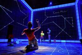 """""""The Curious Incident of the Dog in the Night-Time"""" opens Tuesday at The Hobby Center."""