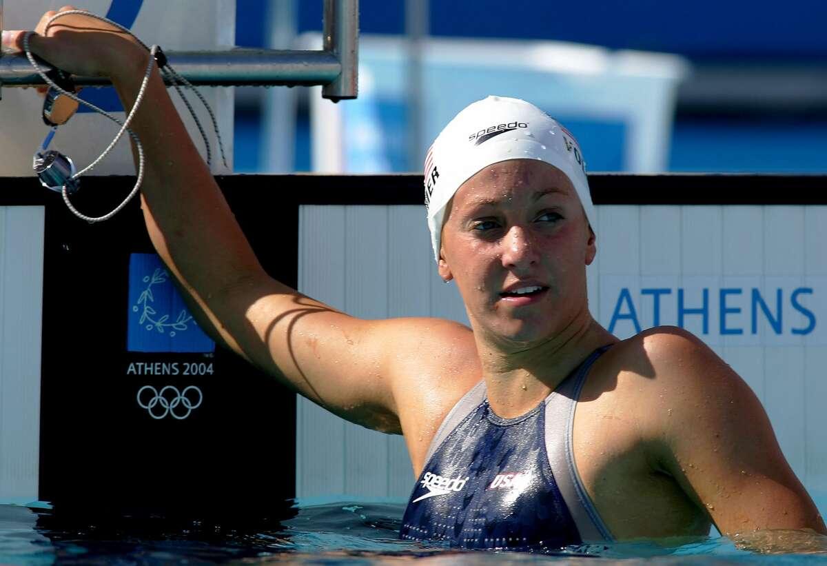 Dana VollmerOlympics Games: Athens 2004Medals won: One gold