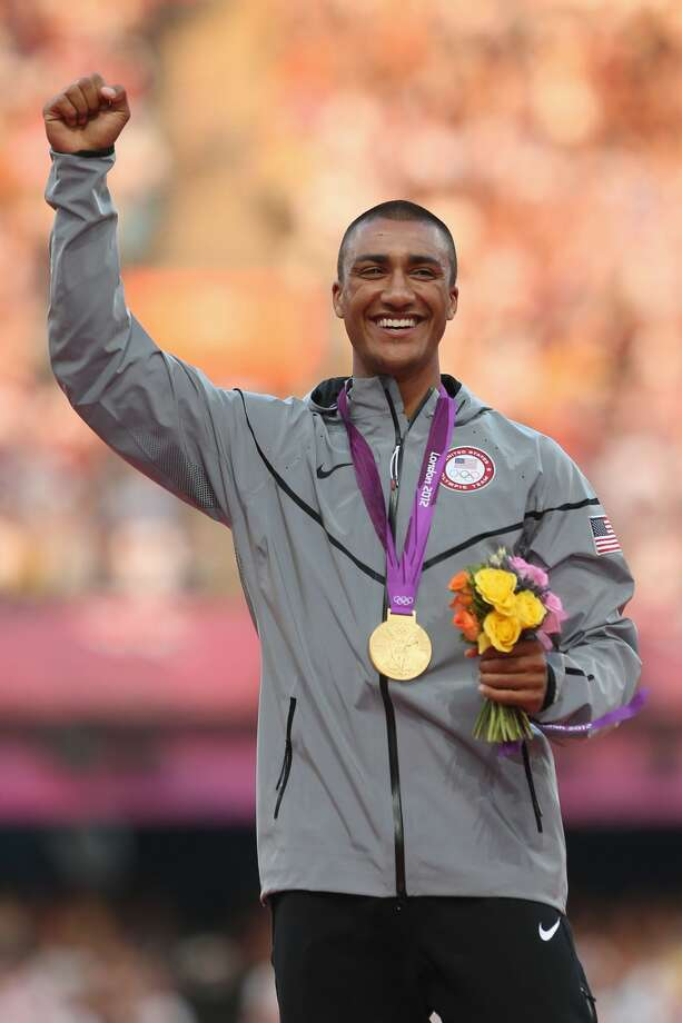 Ashton EatonOlympics Games: London 2012Medals won: One gold Photo: Ezra Shaw/Getty Images