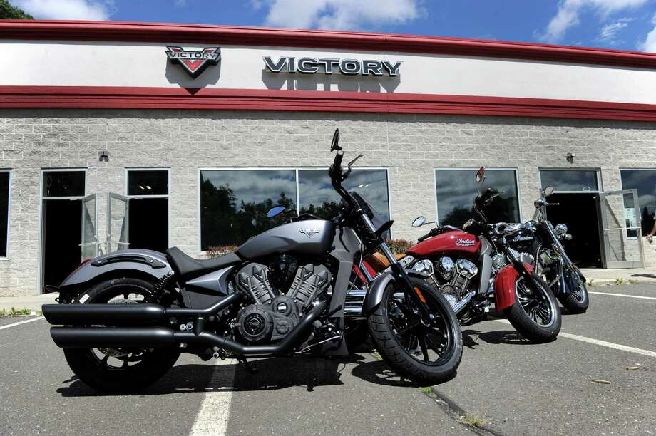 Brookfield Indian Motorcycles will soon be opening up for business at 20 Federal Road in Danbury, Conn. Photo Wednesday, August 17, 2016. Photo: Carol Kaliff / Hearst Connecticut Media / The News-Times
