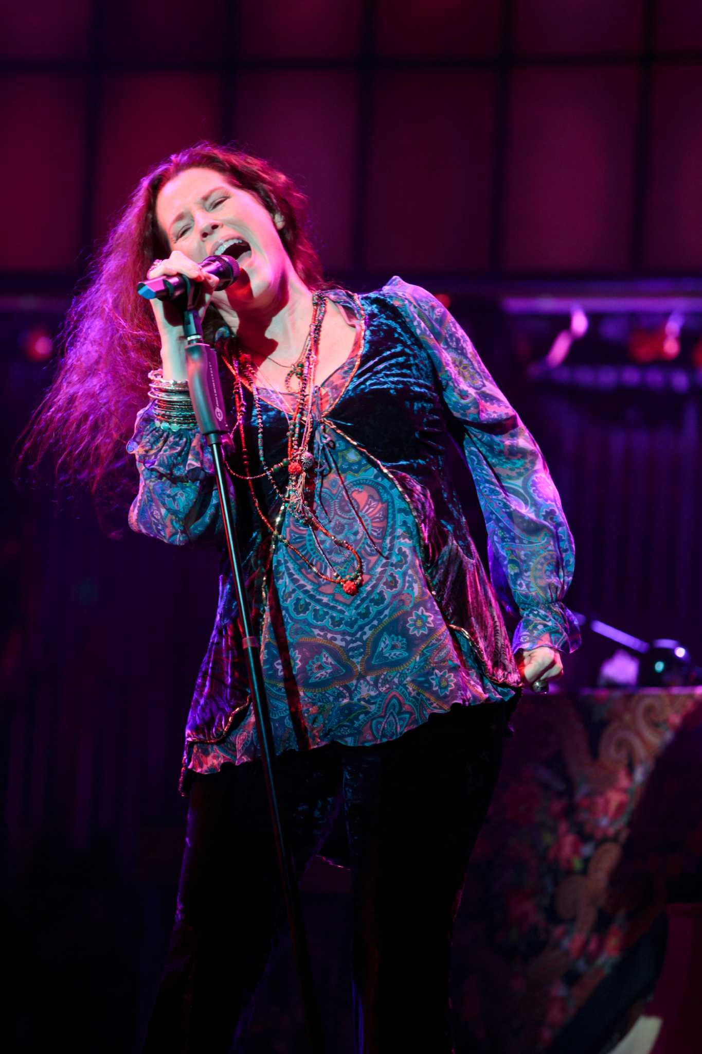 Singing The Praises Of A Night With Janis Joplin