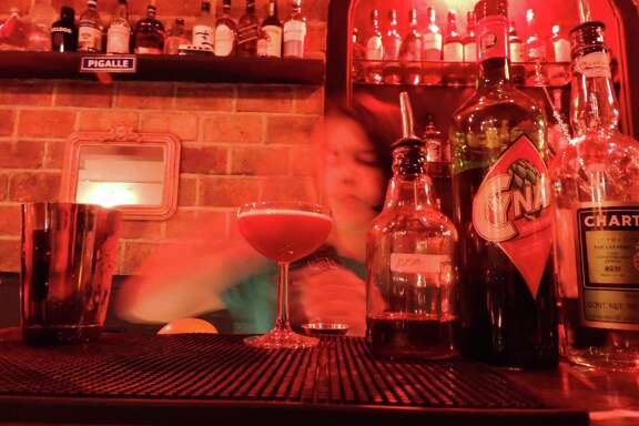 Bars such as Pigalle draw on influences from a burgeoning global cocktail movement to showcase previously unavailable spirits.