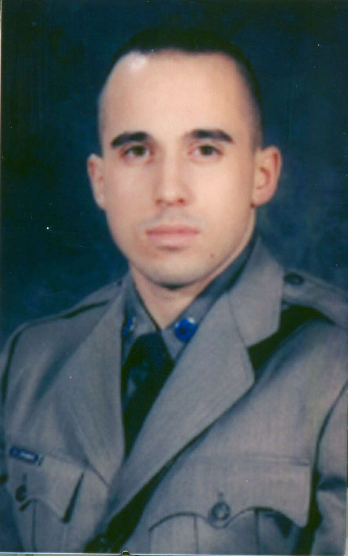 Trooper Joseph Longobardo, who was assigned to the Troop G Loudonville barracks, was killed by Ralph
