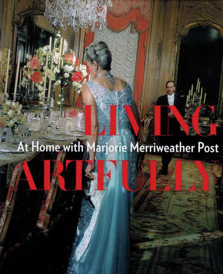 """The Greenwich Historical Society's 85th annual meeting and lecture is set for 6 to 8 p.m. Sept. 14 at Indian Harbor Yacht Club, 710 Steamboard Road, and will feature an illustrated lecture by author and curator Estella Chung speaking on """"Living Artfully: At Home With Marjorie Merriweather Post."""" Tickets are $65 for Greenwich Historical Society members, $75 for nonmembers. Reservations required. For information or reservations, visit www.greenwichhistory.org or call 203-869-6899. Tickets must be purchased by Sept. 7. Photo: Contributed / Contributed Photo / Greenwich Time Contributed"""