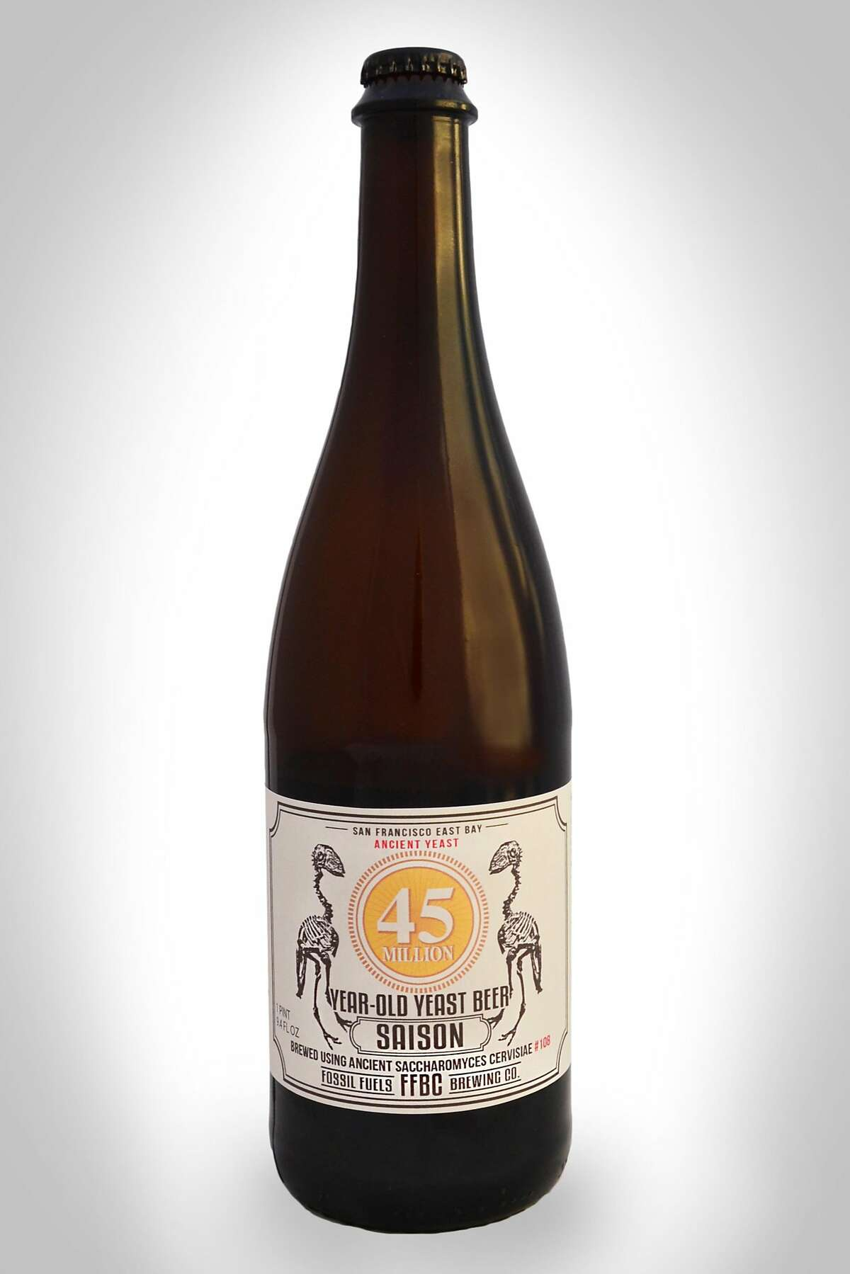 Fossil Fuels Brewing Company and Schubros Brewery to release saison brewed with 45-million-year-old yeast strain