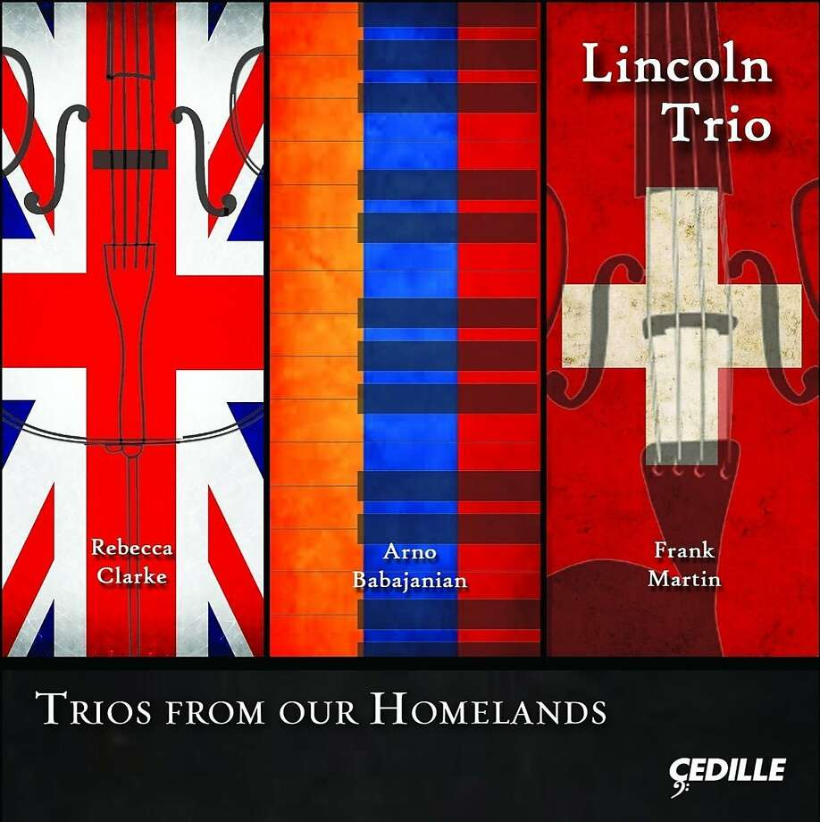 Lincoln Trio: Trios From Our Homelands Photo: �edille Records