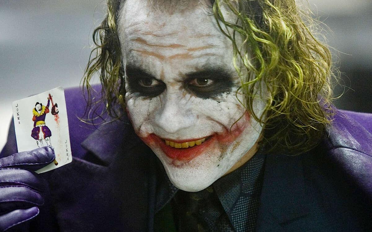 The Dark Knight (2008) Rotten Tomatoes Score: 94/100