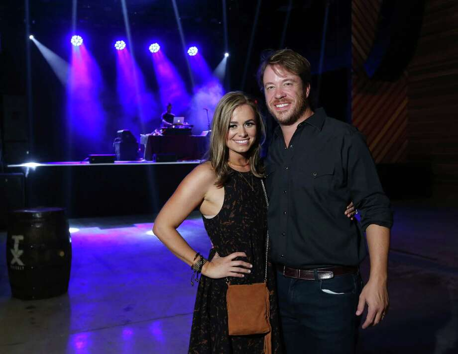Julie and Will Thomas at the opening of the White Oak Music Hall,  Thursday, Aug. 18, 2016, in Houston.  ( Jon Shapley / Houston Chronicle ) Photo: Jon Shapley, Staff / © 2015  Houston Chronicle