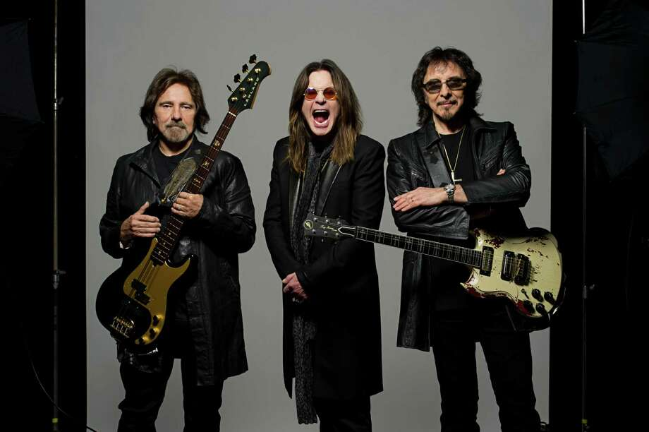 Black Sabbath will perform at Mohegan Sun Arena on Saturday, Aug. 27. Photo: Mohegan Sun / Contributed Photo / ROSS HALFIN