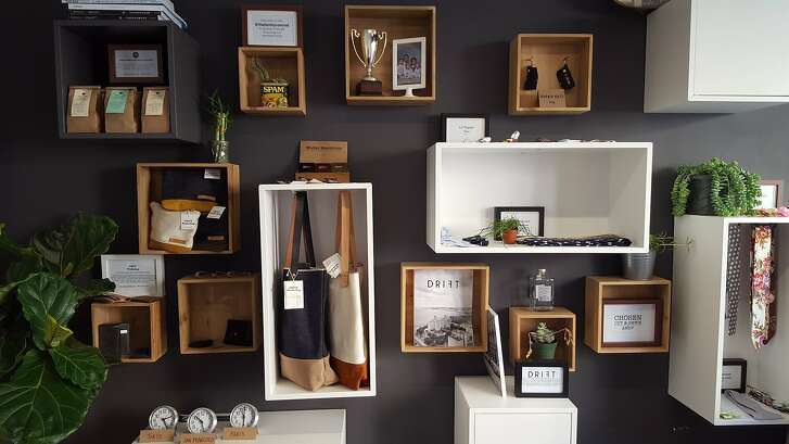 Family Room SF is a men�s accessories and pour-over coffee shop at�644 Hyde St.�Owner Andy Alvarado is on a mission to build support for a family of San Francisco artists, makers and crafters