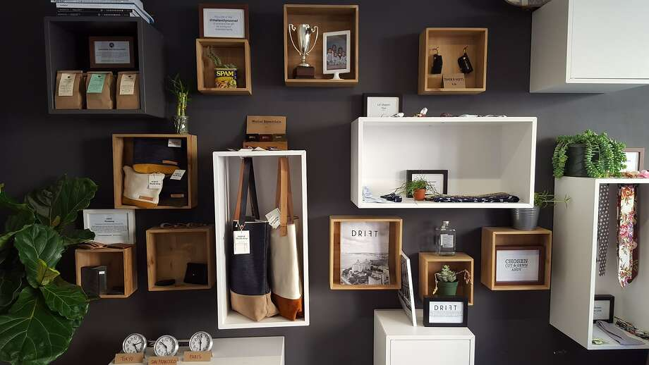Family Room SF is a men's accessories and pour-over coffee shop in the Tenderloin. Photo: Family Room SF