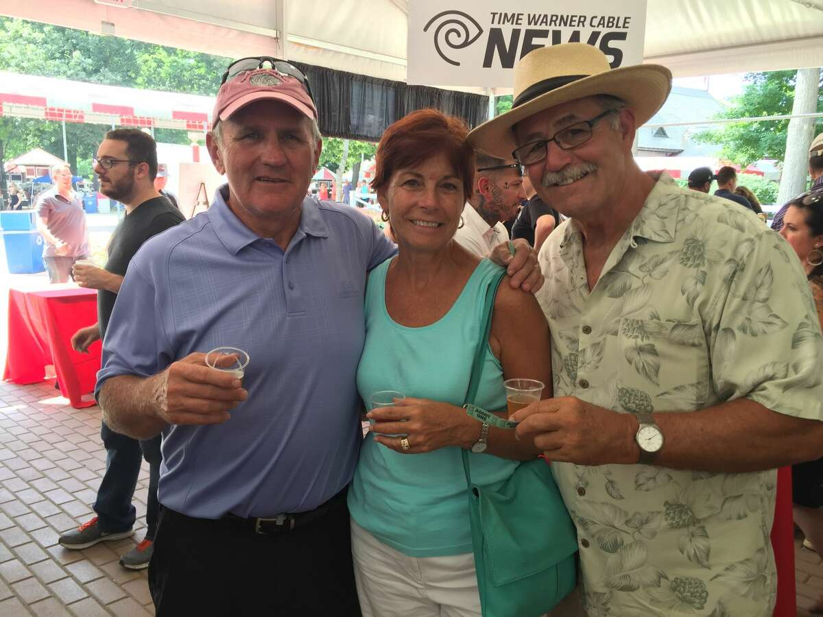 Were you Seen at Taste NY: Craft Beer Day at the Saratoga Race Course in Saratoga Springs on Friday, Aug. 19, 2016?