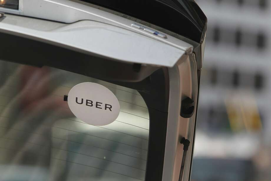 "Uber's share of the U.S. ride-hailing market is so large that its ""lead is simply too great to overcome,"" says Byrne Hobart, lead analyst at 7Park Data. Photo: Lea Suzuki, The Chronicle"