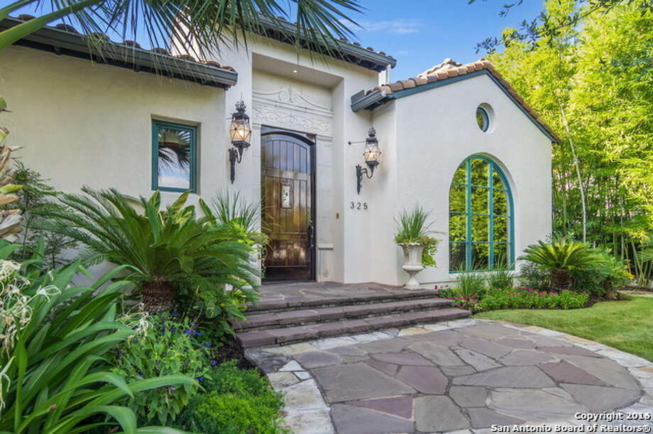 """Keep clicking to see 10 unique homes for sale in Terrell Hills, one of the most """"expensive suburbs"""" in the U.S. 1. 325 Elizabeth Road: $2,077,0004 beds / 4.5 baths / 5,136 square feetFeatures: Roy Braswell designed, gallery entry, fireplace in living areas, chef's kitchen with granite and marble counter tops, Miele ovens Photo: Courtesy, Diana Faulkner Via MySA.com"""