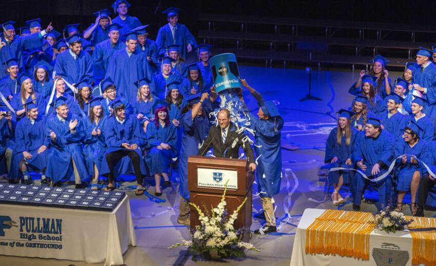 14. Pullman High School National rank: #1106