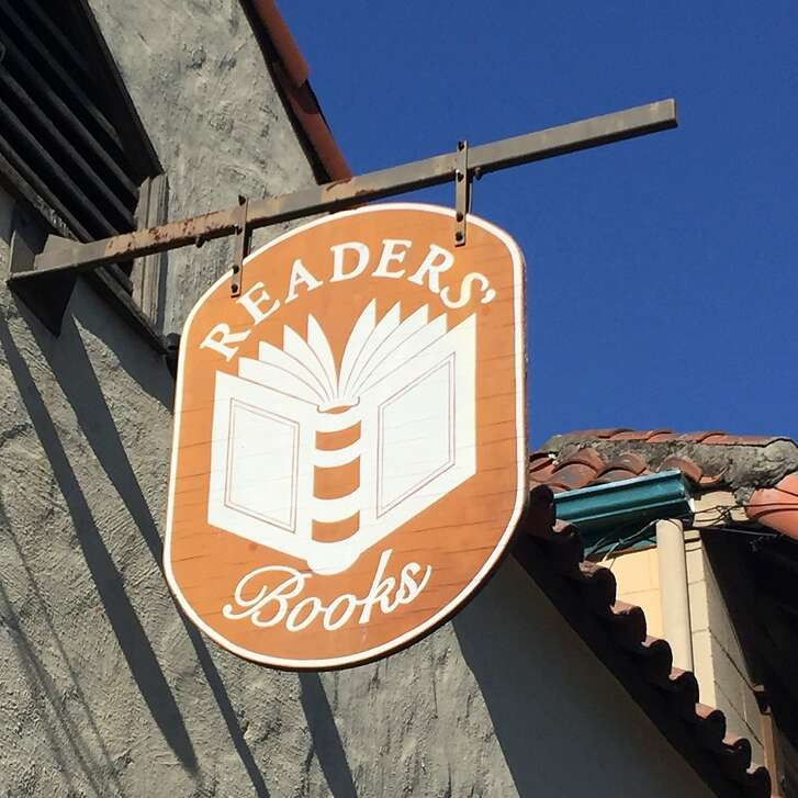 Readers� Books in Sonoma