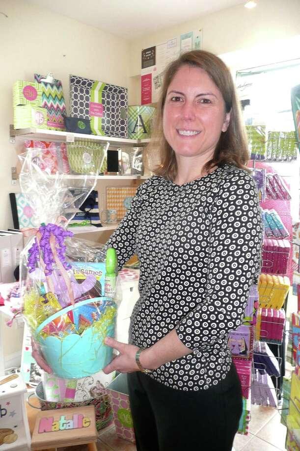 Splurge owner Sonia Malloy. Photo: Anne Semmes / Anne Semmes / Greenwich Time