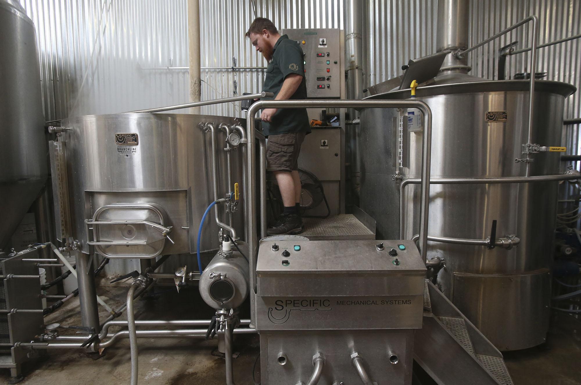 Craft beer grows in texas but brewers face regulatory for Craft beer san antonio