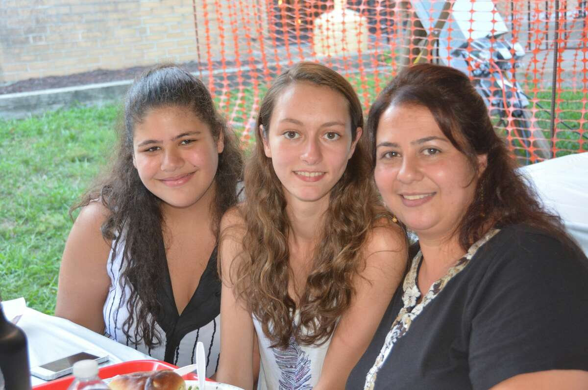 The 2016 Danbury Lebanese Heritage Festival, Mahrajan, was held on August 19 and 20, 2016. Festival goers enjoyed traditional music, belly dancers, Lebanese food and drinks under a tent at St. Anthony's Church. Were you SEEN?