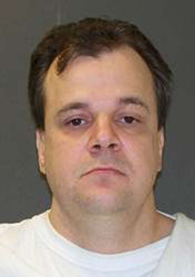 This undated photo provided by the Texas Department of Criminal Justice shows death row inmate Jeffrey Wood. A Republican lawmaker in Texas says a bipartisan group of legislators will take the highly unusual step of urging the state to halt the execution of Wood, who didn't pull the trigger during a fatal 1996 robbery. Wood is scheduled to die by lethal injection Wednesday. He was convicted under a Texas law that makes a participant in a capital murder crime equally culpable, even though it was Wood's friend who shot a store clerk. (Texas Department of Criminal Justice via AP) Photo: HOGP / Texas Department of Criminal Justice