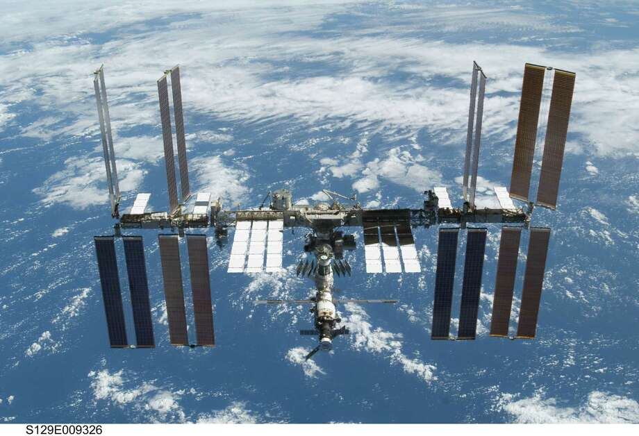 NASA is soliciting ideas on commercial uses for the International Space Station, which has orbited Earth since 1998. / handout web