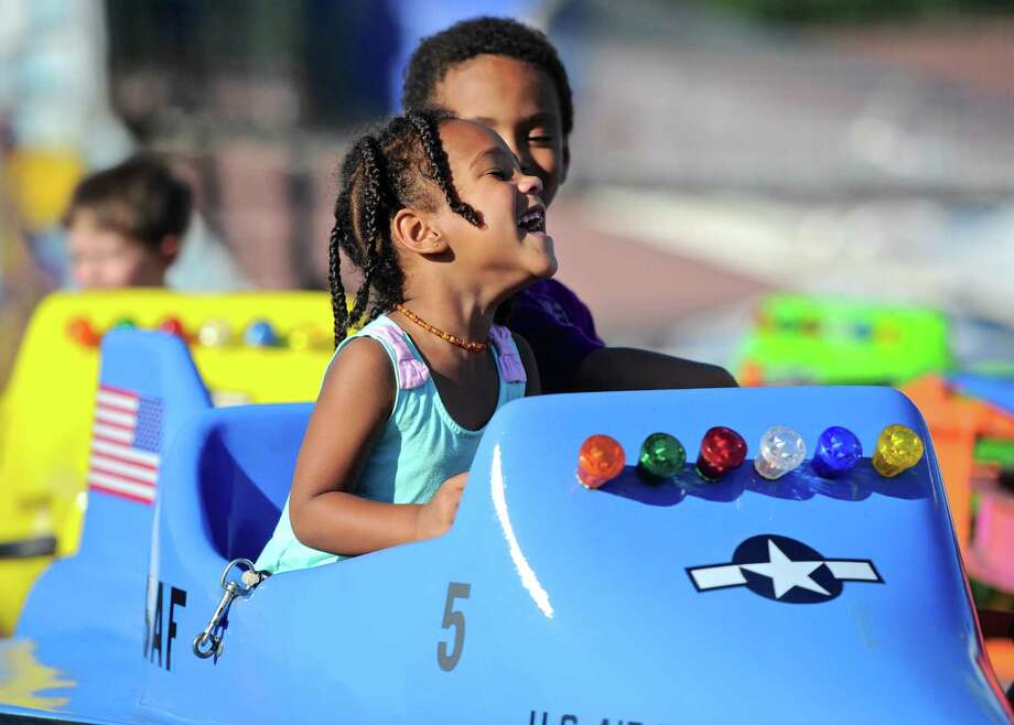 Click through the slideshow for a look at some of the state's biggest country fairs. Photo: H John Voorhees III / Hearst Connecticut Media / The News-Times