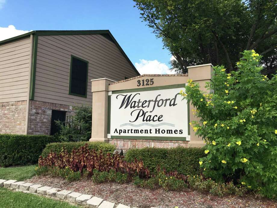 Waterford Place is one of three recent apartment sales.