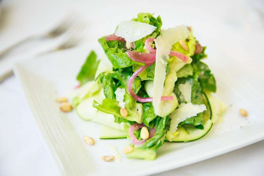 The butter lettuce salad at Biba in Sacramento. Photo: Max Whittaker/Prime, Special To The Chronicle