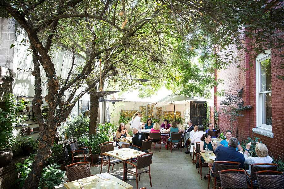 The patio at Mulvaney's in Sacramento. Photo: Max Whittaker/Prime, Special To The Chronicle
